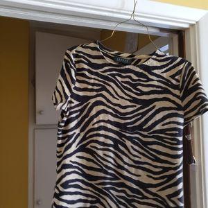 Lauren Short sleeved shirt
